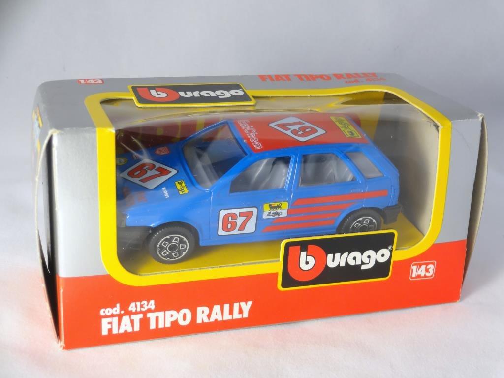 Fiat Tipo Rally Burago 4134 1 43 327664436 ᐈ Kop Pa Tradera