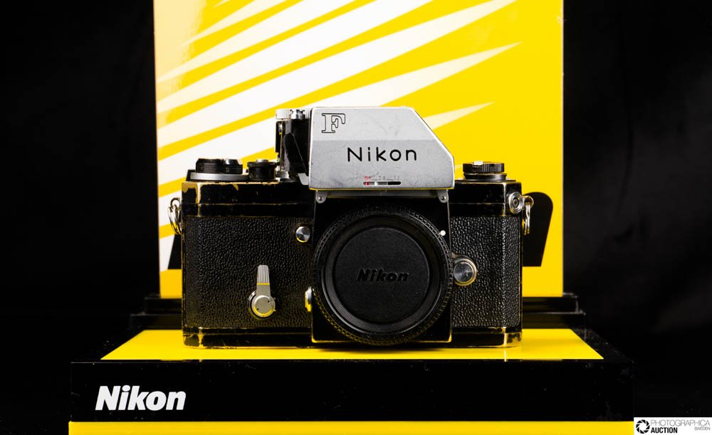 Nikon F Photomic-sökare