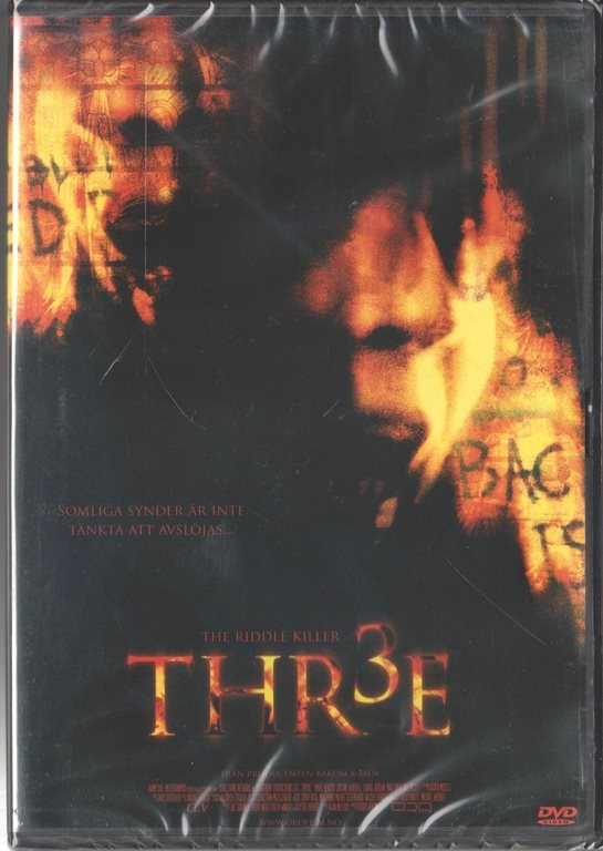 Three - DVD - Nytt