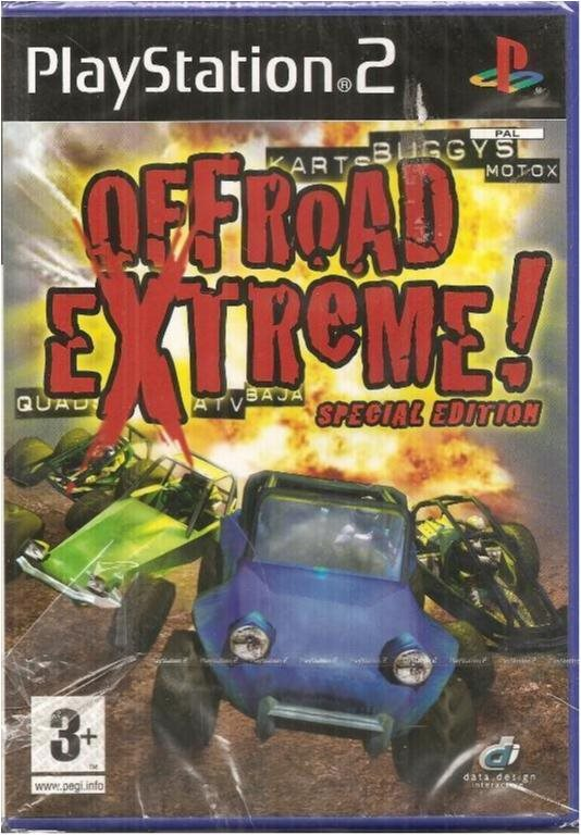 OFF ROAD EXTREME ! (INPLASTAT PS2 SPEL)