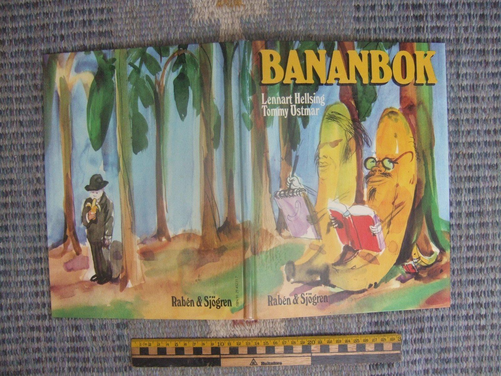 bananbok lennart hellsing