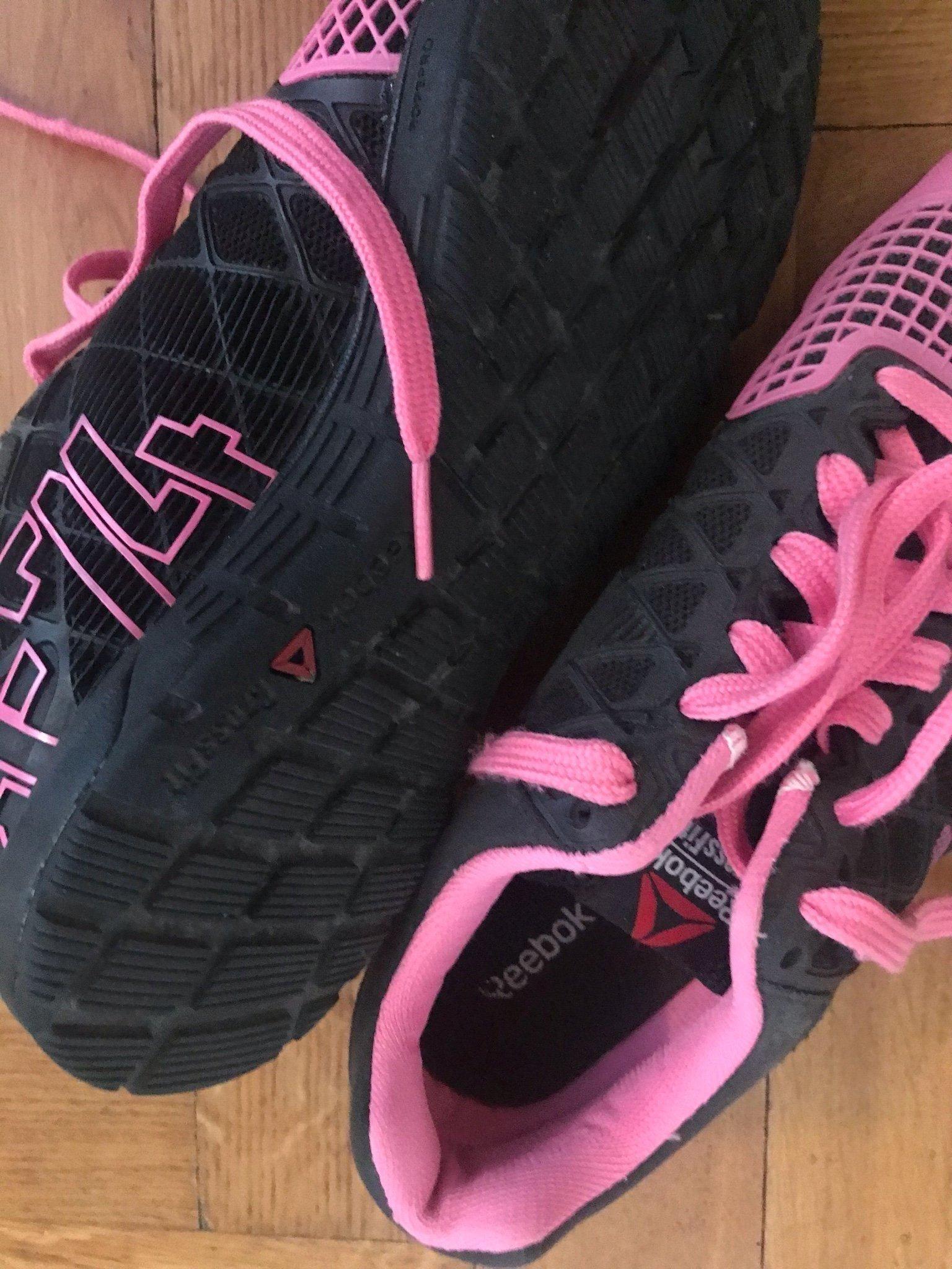 more photos a5355 68996 Reebok Crossfit träningsskor, storlek 40, skor, träning, gym, som nya!