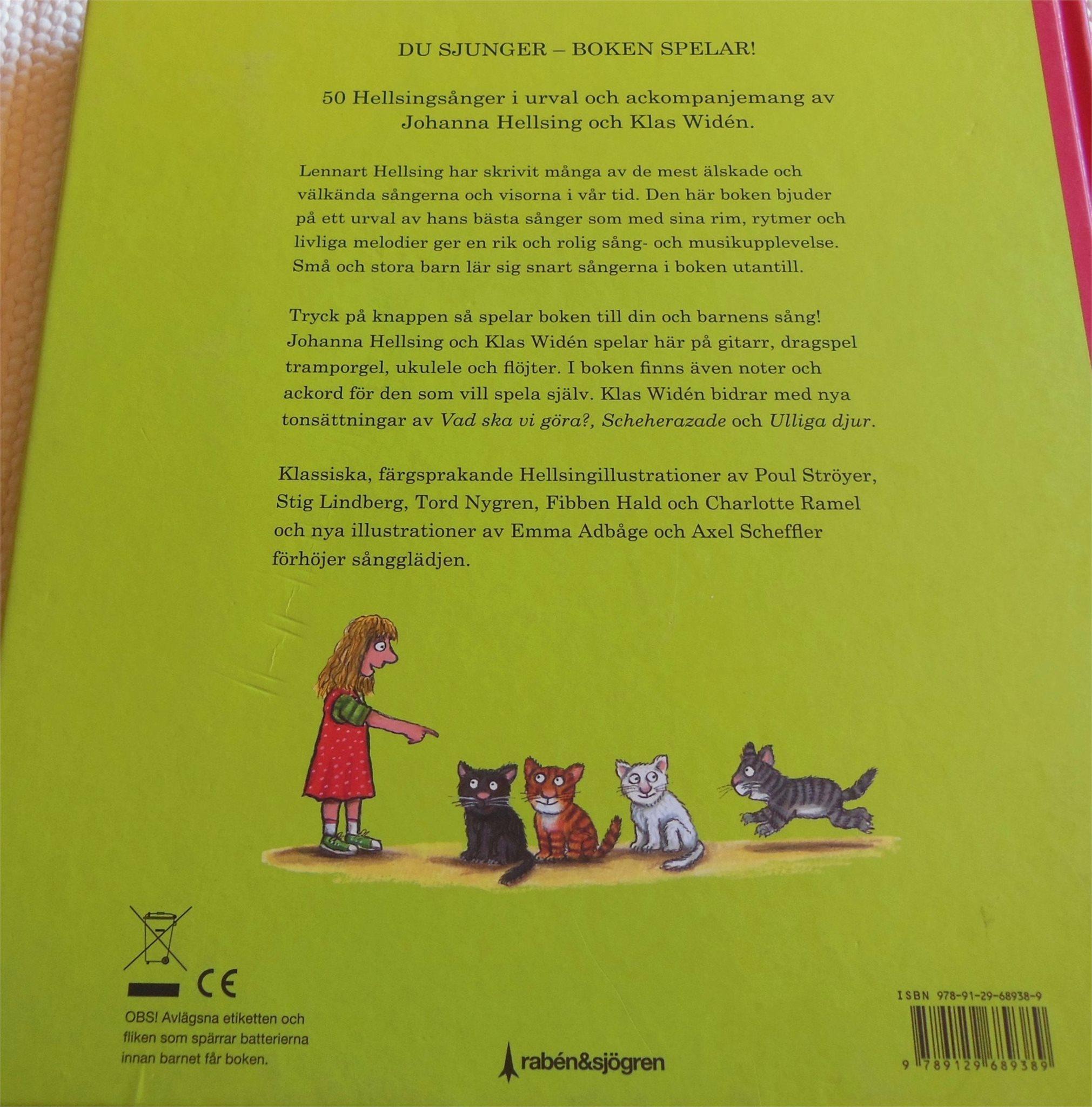 Lennart hellsings böcker