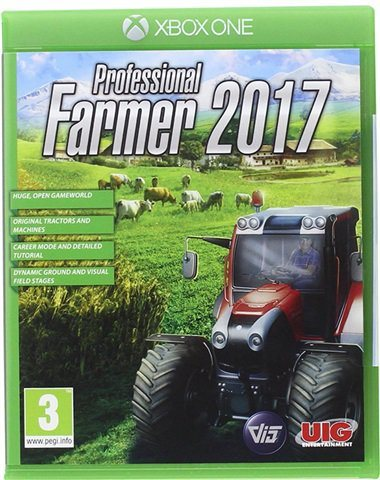 Professional Farmer 2017 - Xbox One
