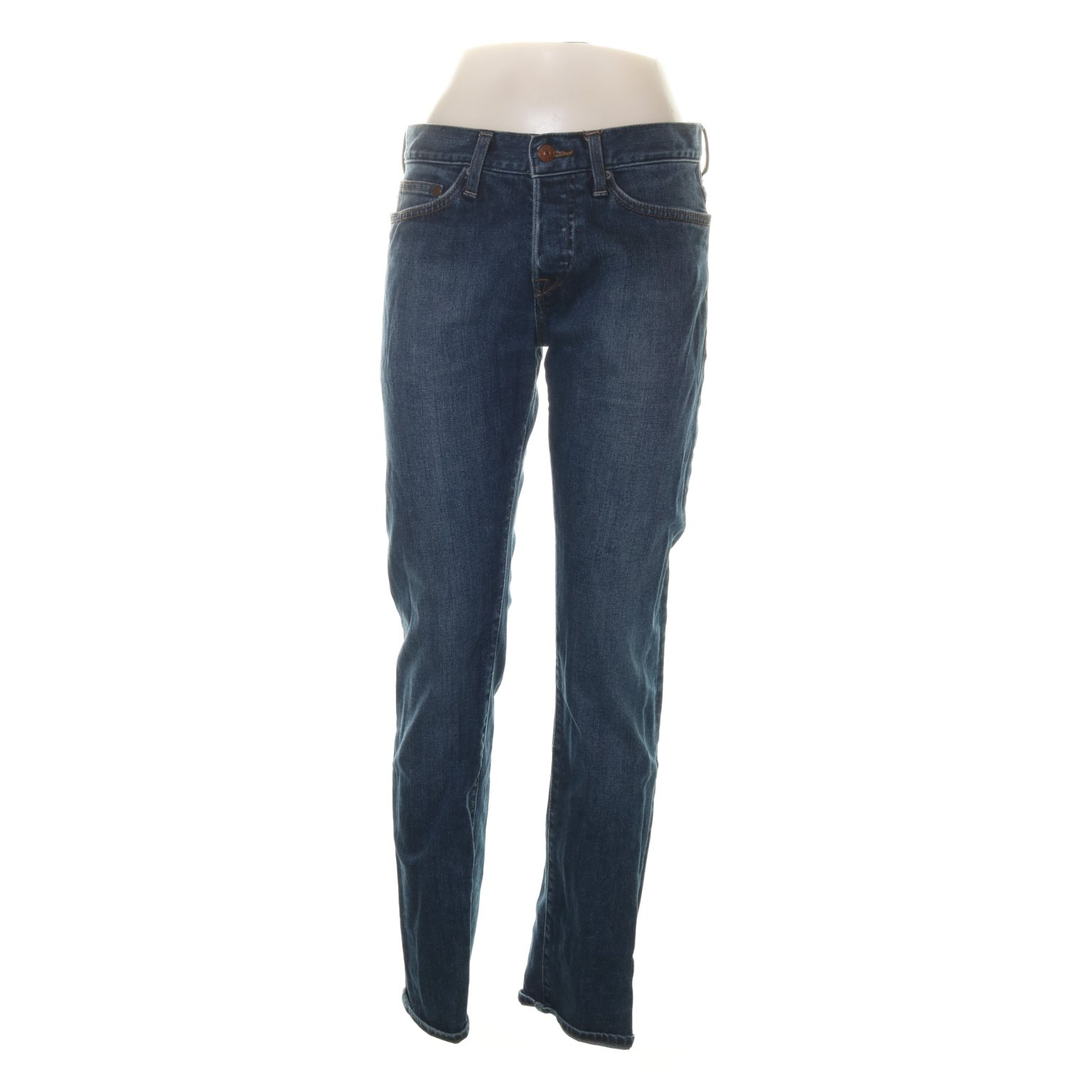 &Denim by H&M, Jeans, Strl: 29/34, 29/32, Blå, Bomull
