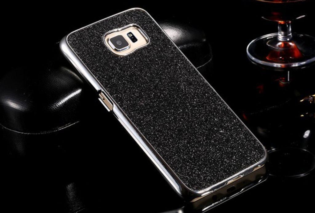 Samsung Galaxy S6 - Glitterskal.. (254677881) ᐈ Billigamobilskal på ... 35008b7e49614