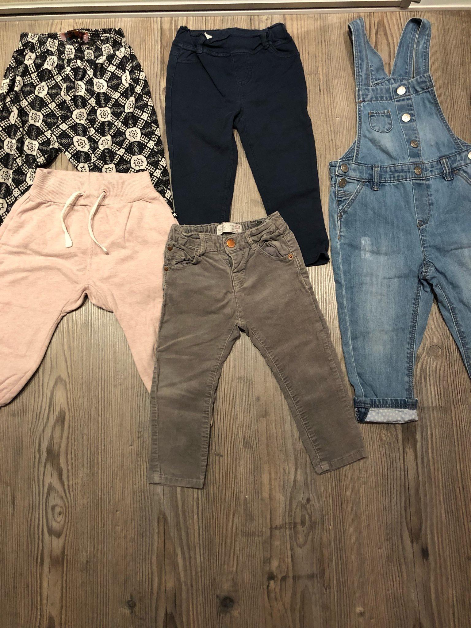 Klädpaket från bla Zara 659acb31cfaf5