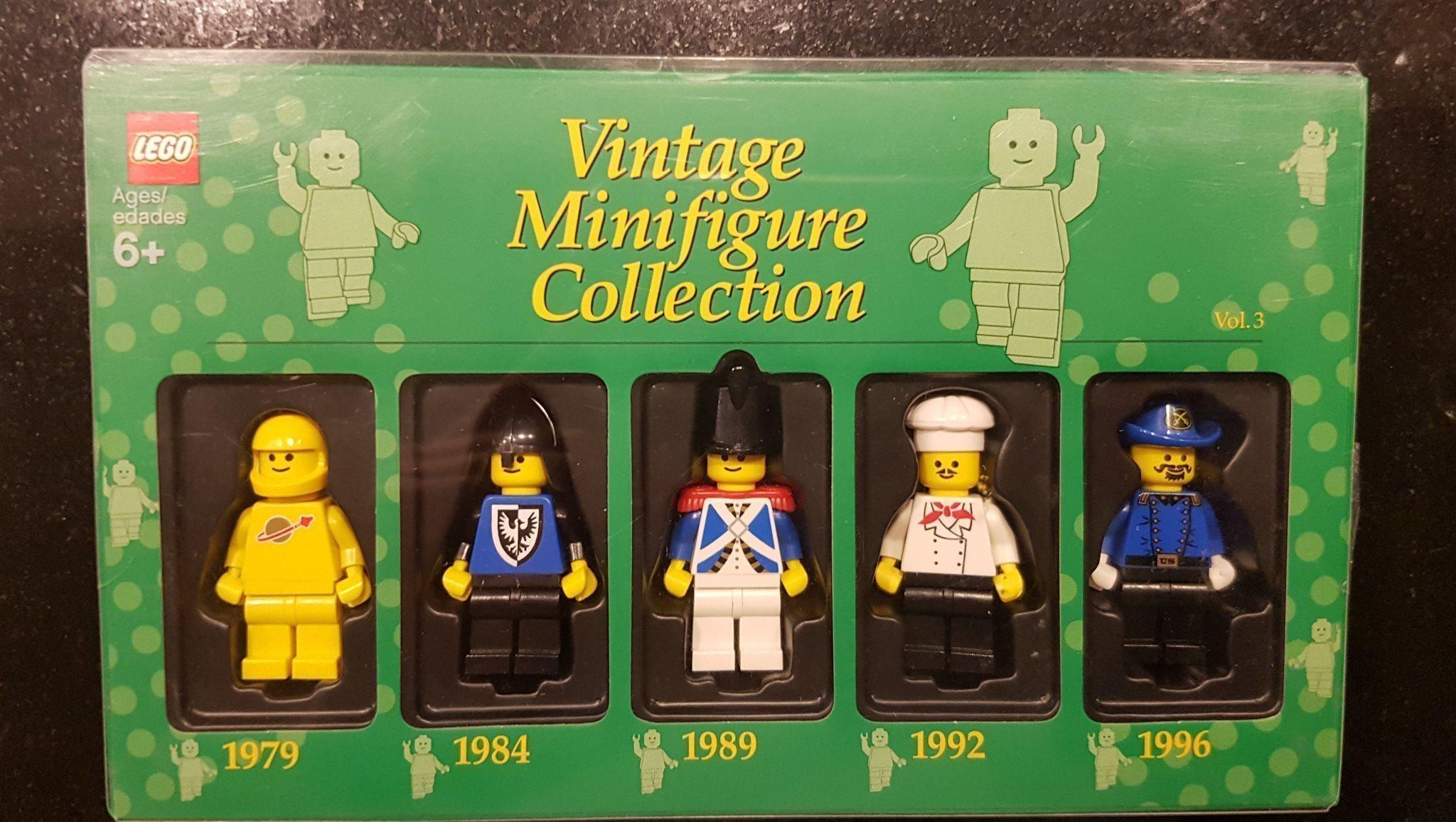 LEGO Minifigure Minifigure Minifigure Vintage Collection 1b2637