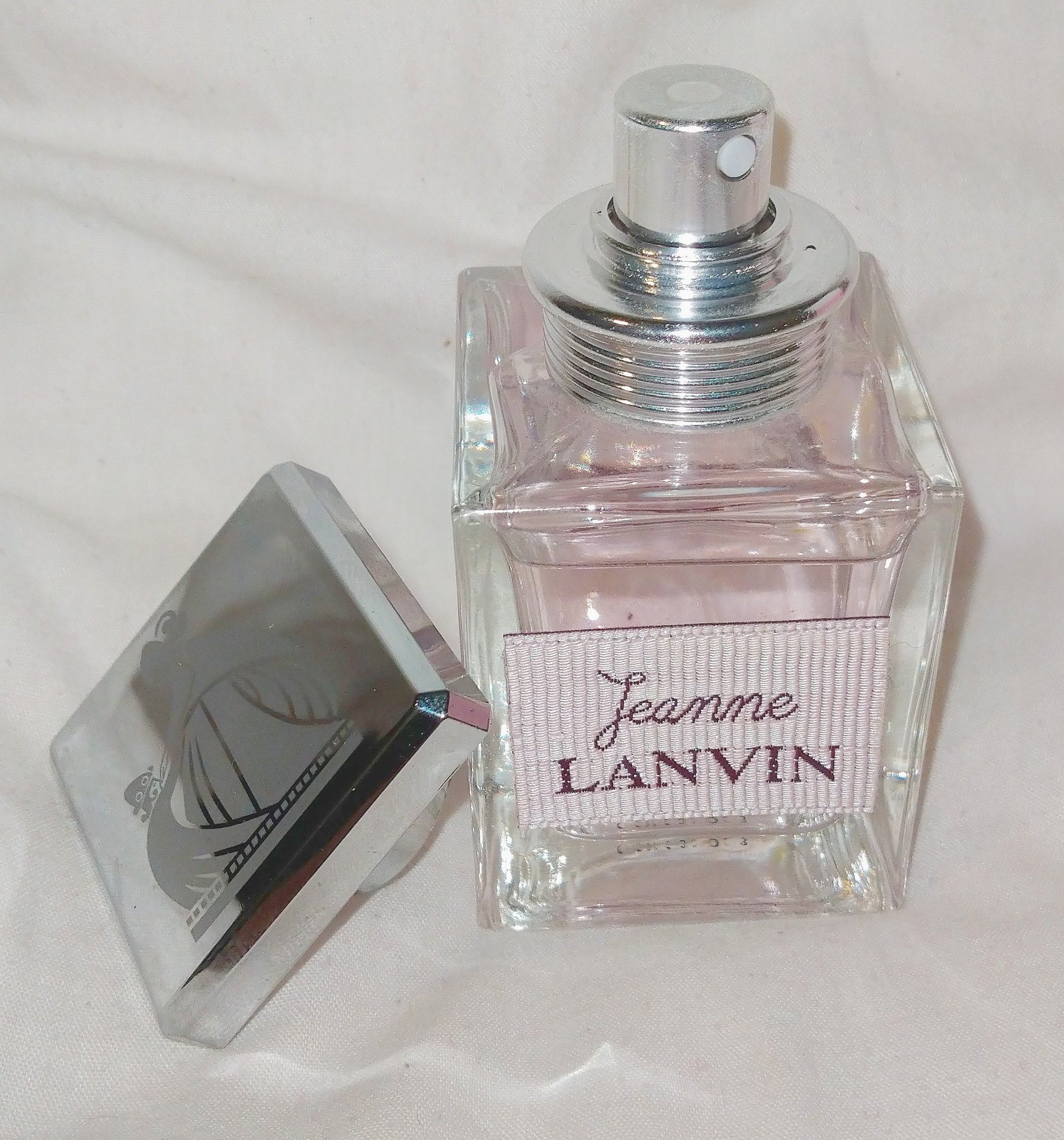 Jeanne La Rose Lanvin Parfym | Nordicfeel