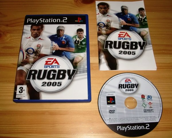 PS2: Rugby 2005