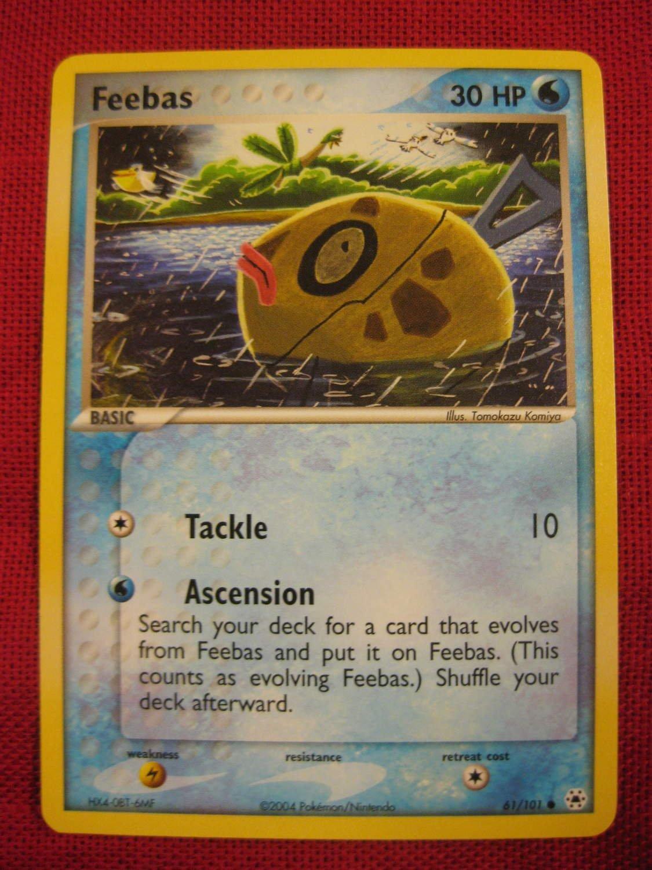 Pokemon Ex Hidden Legends Uncommon #40//101 Luvdisc