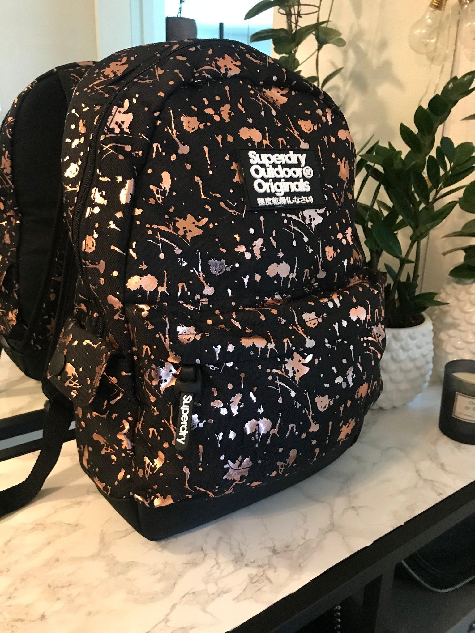 SuperDry Super dry ryggsäck väska Trend*Märkesk.. (400394321
