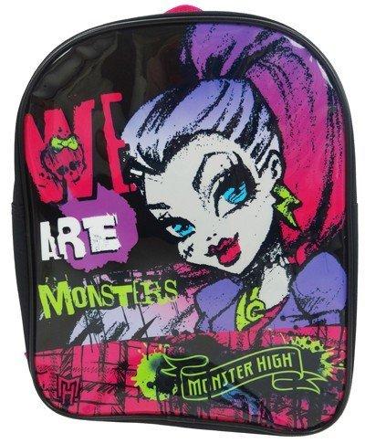 Ny Monster high ryggsäck, väska till ex förskola dagis 6 års