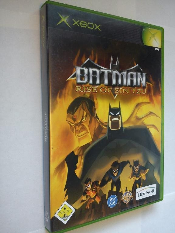 Xbox: Batman - Rise of Sin Tzu