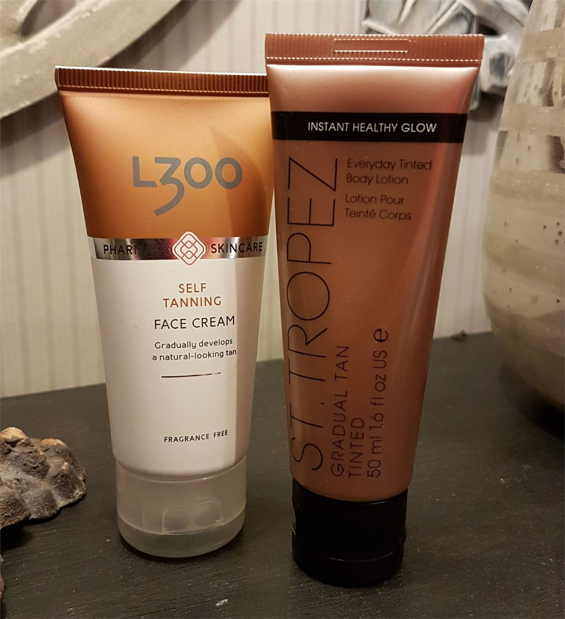 l300 self tanning cream