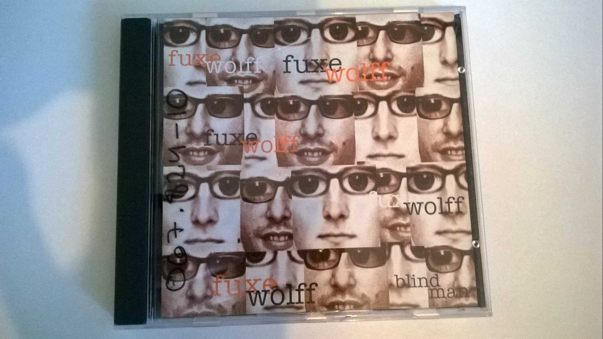 Fuxe Wolff - Blind Man, CD