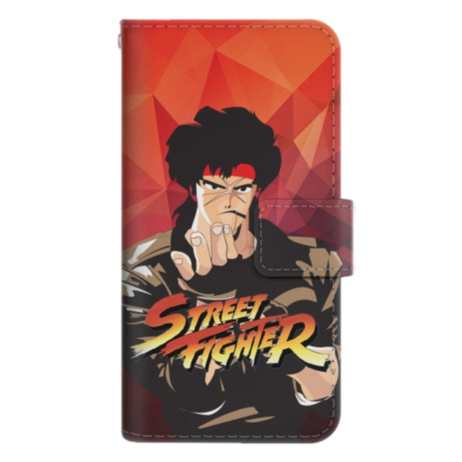 iPhone 6/6s Plus Plånboksfodral Street Fighter