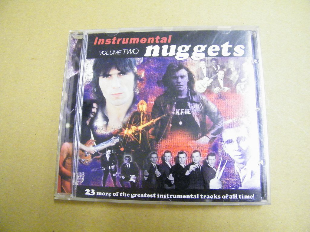 CD NUGGETS volume two INSTRUMENTAL (336051129) ᐈ Köp på Tradera