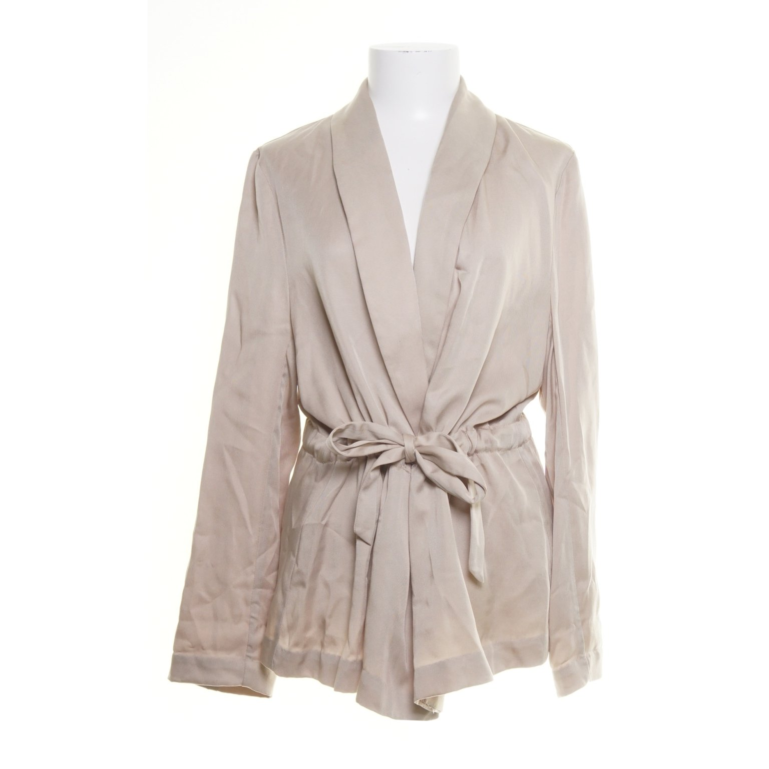 H&M Conscious Collection, Kavaj, Strl: 44, Beige