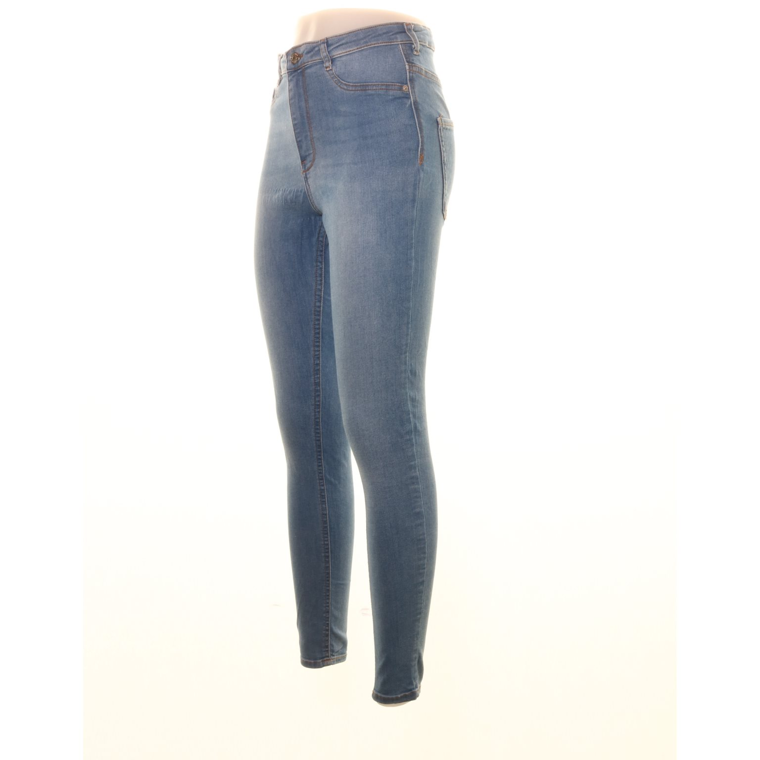 c09c9f41cbe0 ... Ljusblå Perfect Jeans Jeans Jeans Gina Tricot, Jeans, Strl: L, Molly,  ...