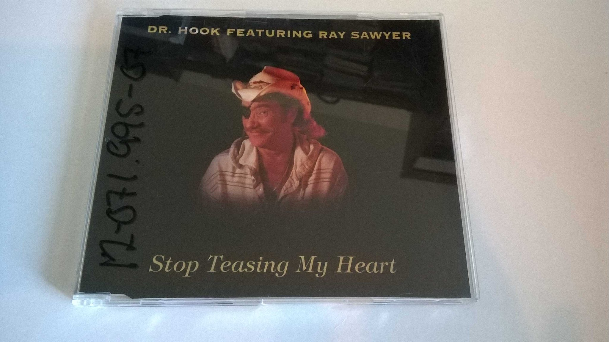 Dr. Hook Featuring Ray Sawyer Stop Teasing My Heart, CD