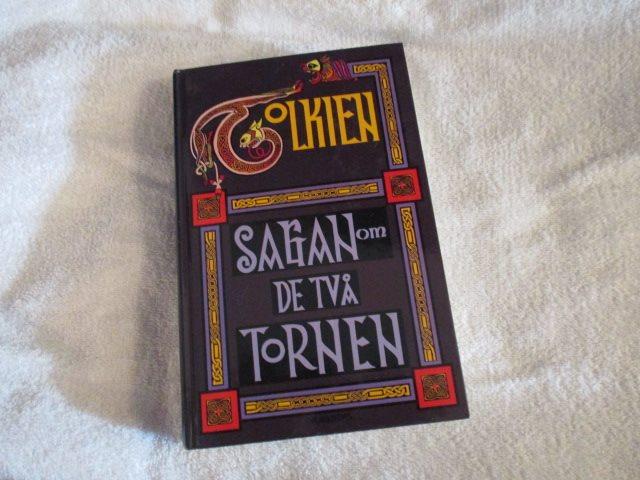 J R R Tolkien - - - Sagan om de två tornen 5220f6