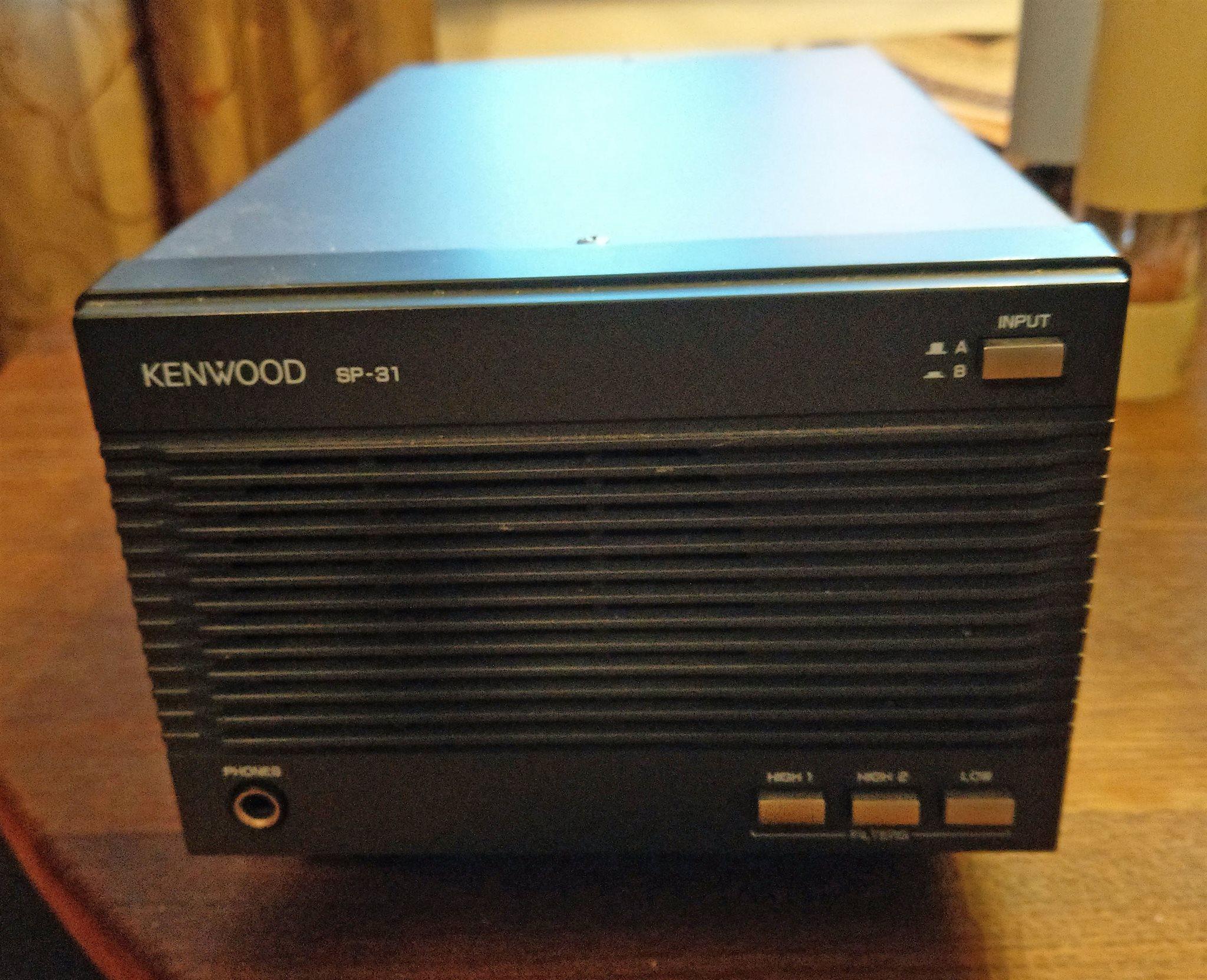 Extern högtalare Kenwood SP-31 (332127606) ᐈ Köp på Tradera c5ae13e012118
