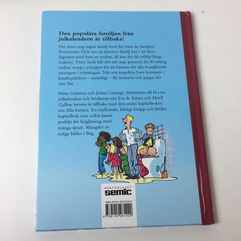 Rebus Barnböcker 2st 328037292 ᐈ Sellpy På Tradera