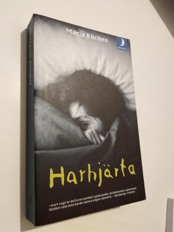 Harhjärta - Maria Küchen, bok pocket