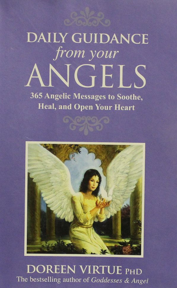 Daily guidance from your angels, Doreen Virtue (Eng)