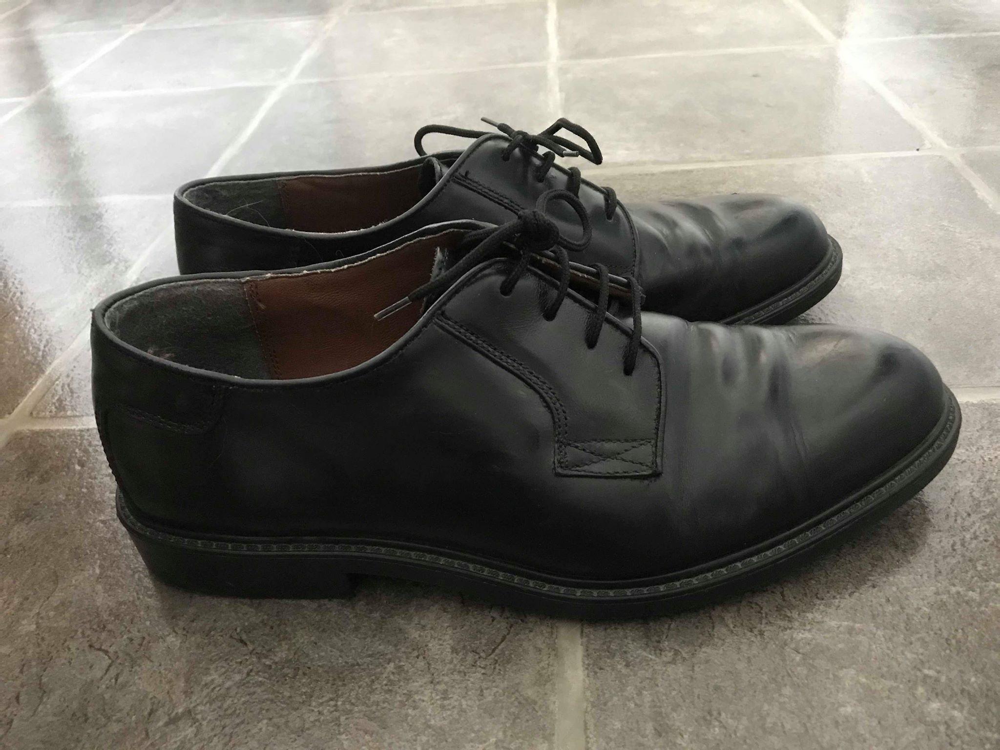 Svarta finskor fin skor (341881276) ᐈ Köp på Tradera b7279f246dee1