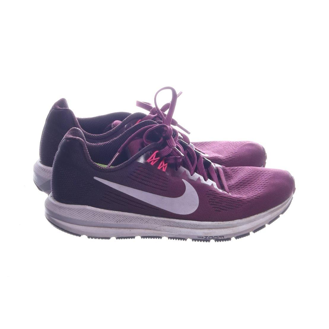 purchase cheap b1154 cc7bd Nike, Träningsskor, Strl  36.5, Zoom Structure 21, Mörklila Lila