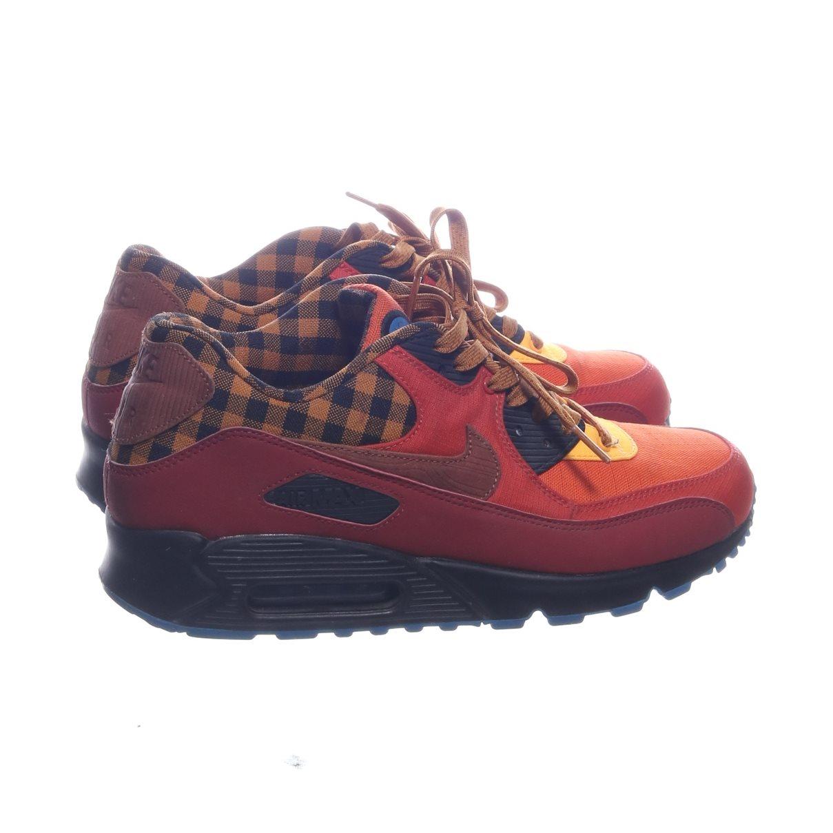 reputable site 0ecc0 268a3 Nike, Sneakers, Strl  42, NIKE AIR MAX, Flerfärgad, Skinn