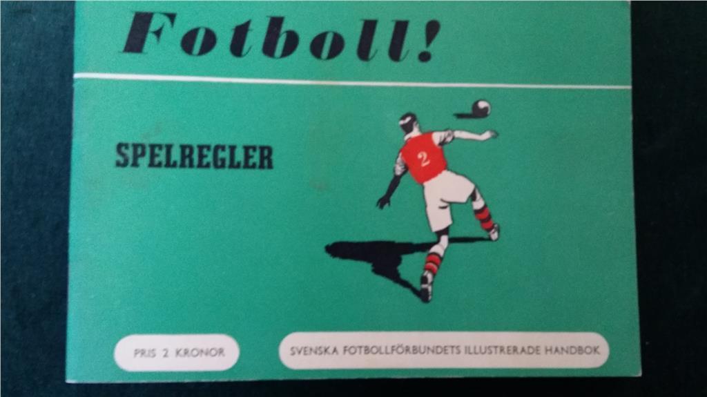 Fotboll spelregler