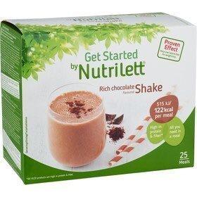 nutrilett shake kalorier