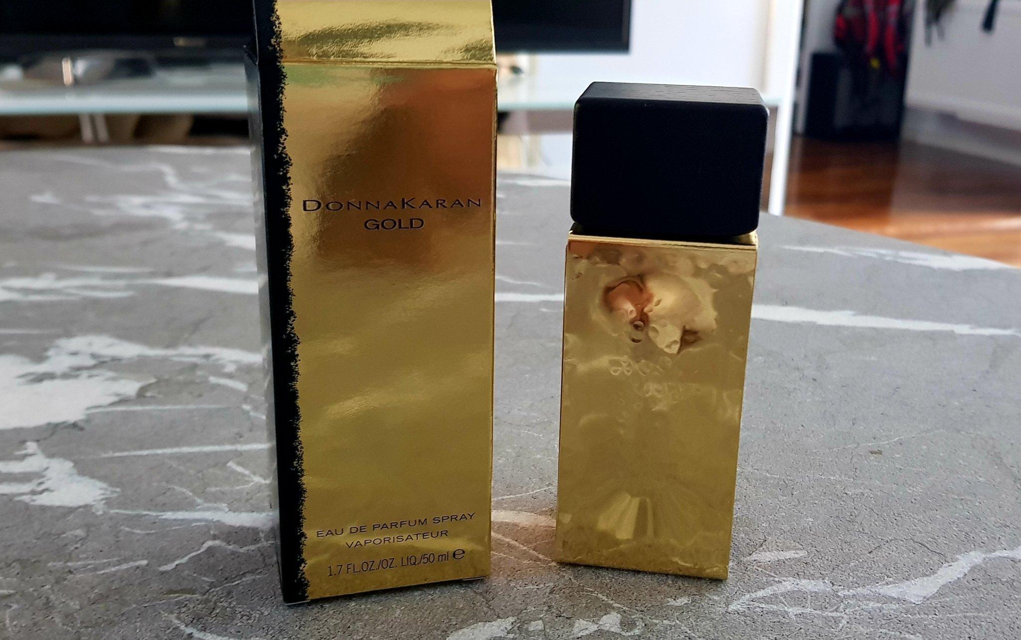 Donna Karan Gold EDP 50 ml (400839351) ᐈ Köp på Tradera
