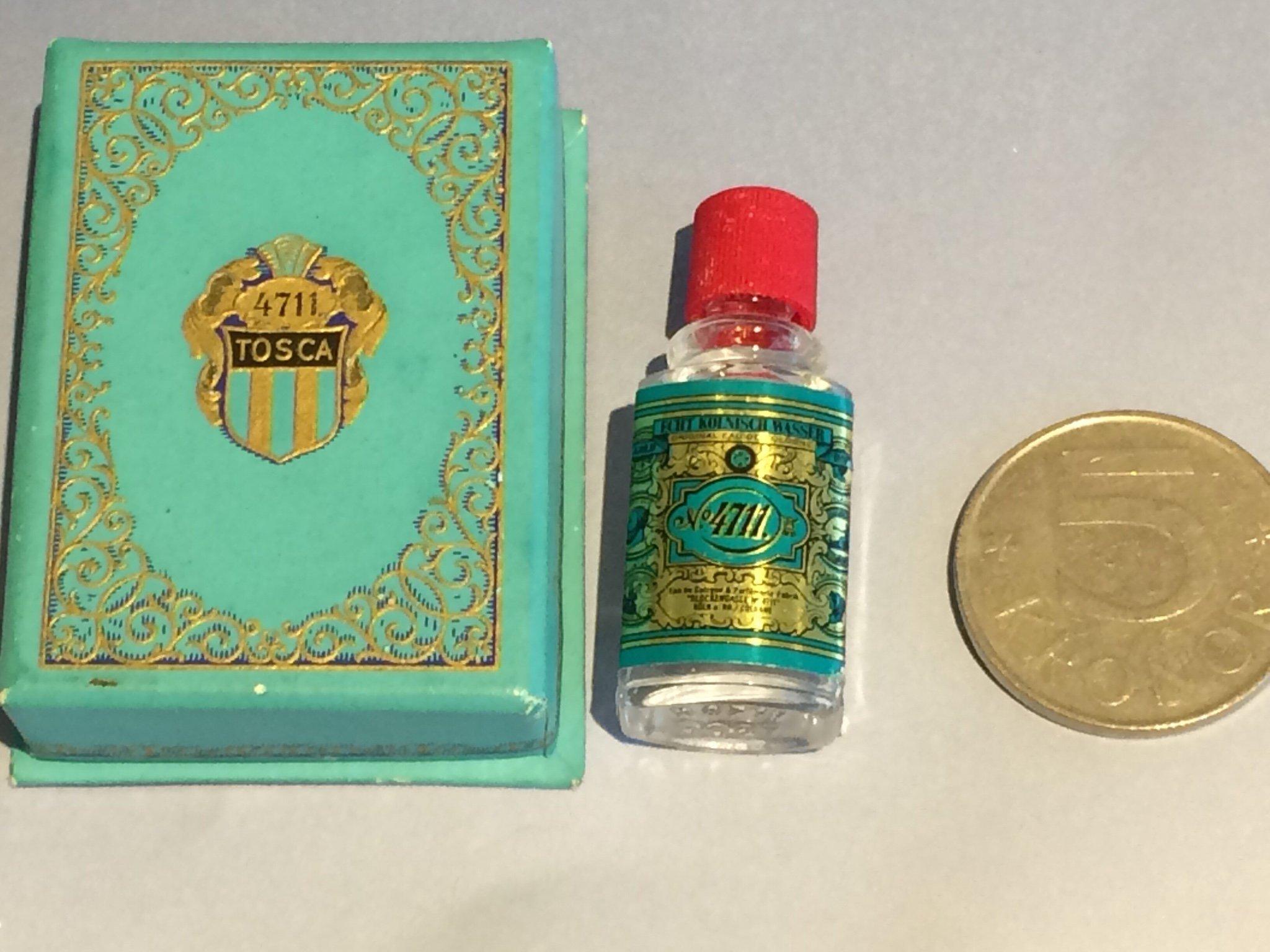 Parfym 4711 p asken står tosca Flaskan oöppnD (408024201) ᐈ