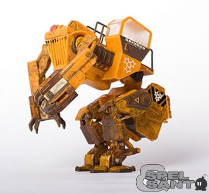 Red Faction Guerilla Transforming Figure