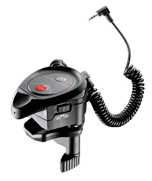 MANFROTTO Remote RC PAN. LANC MVR901ECPL För Son Can Pan