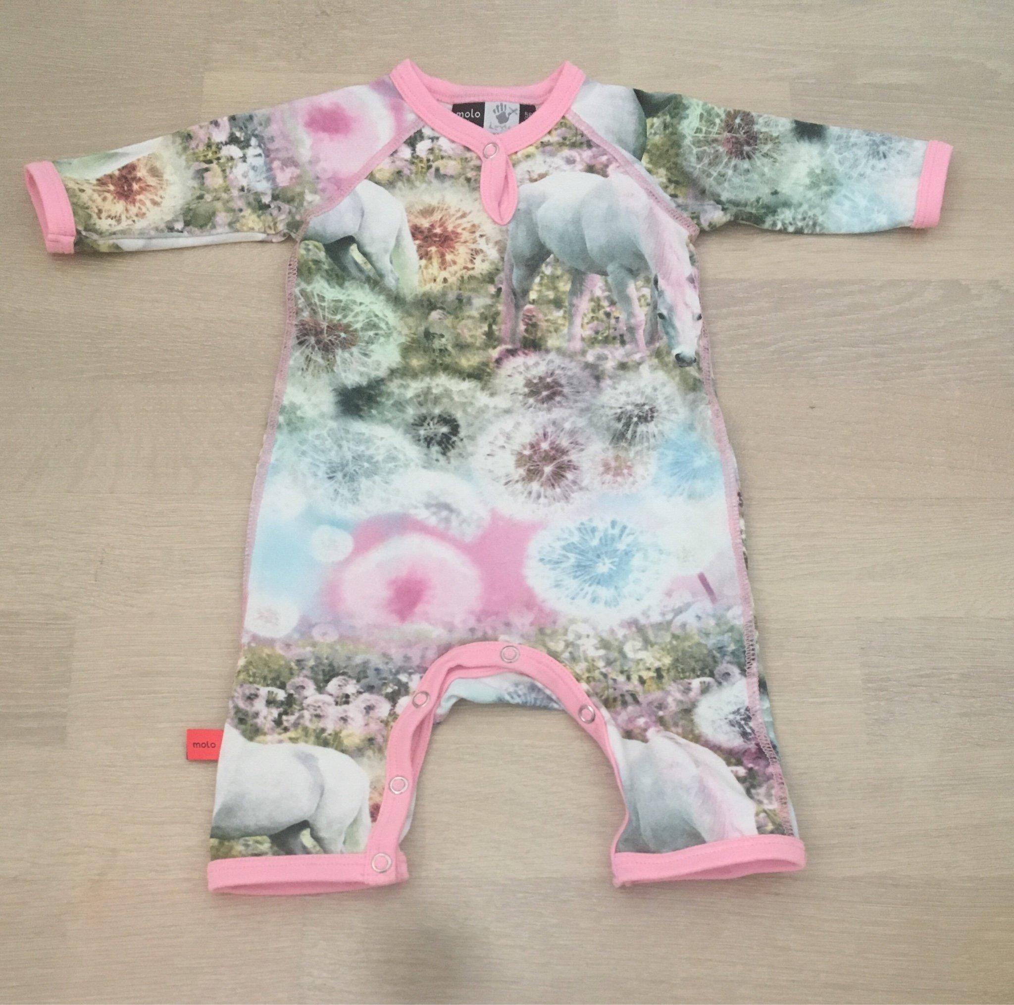 7e1a4c7cff25 Heldress från Molo i stl 56 jumpsuit pyjamas da.. (347349694) ᐈ Köp ...