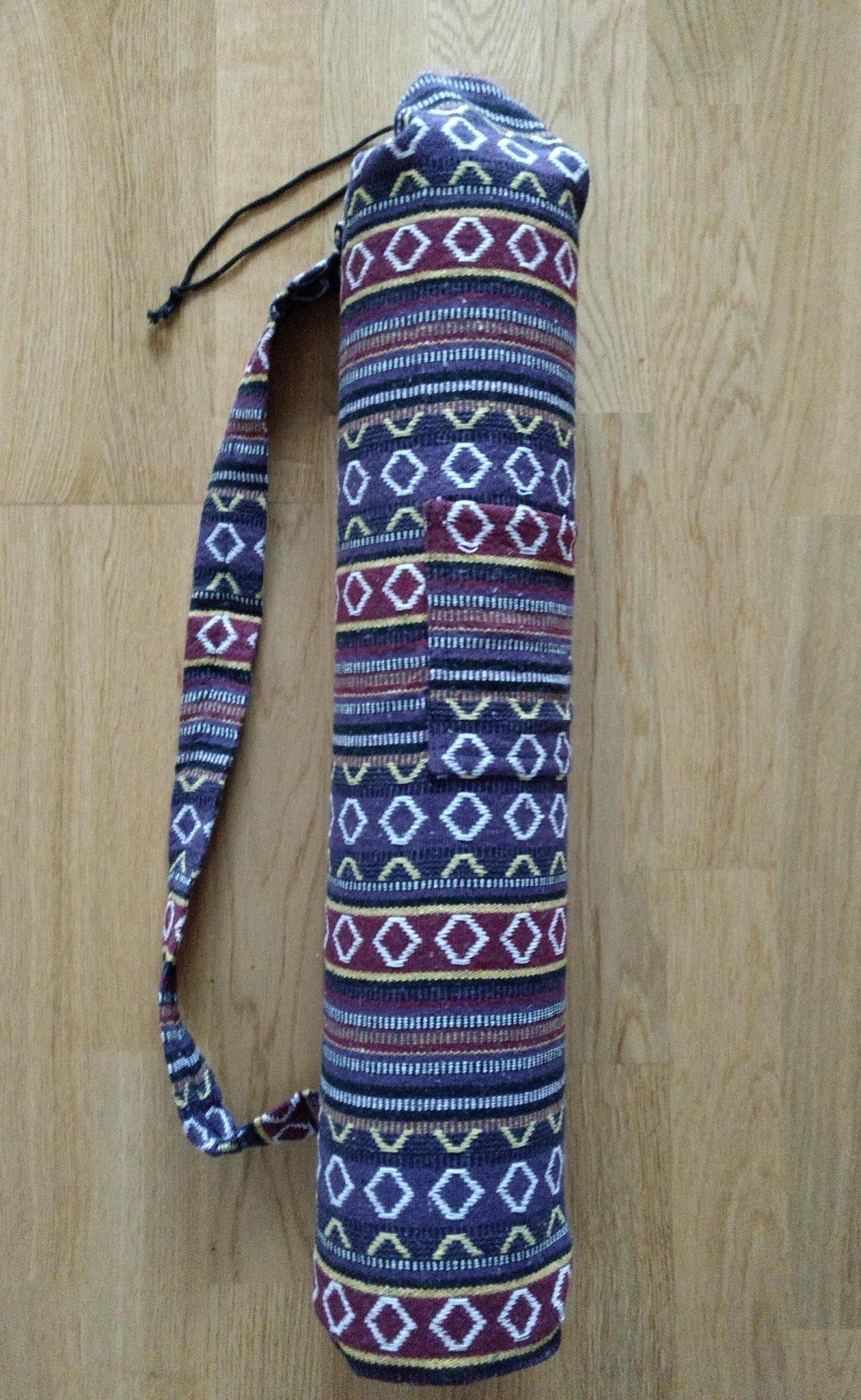 Ny väska för yogamatta