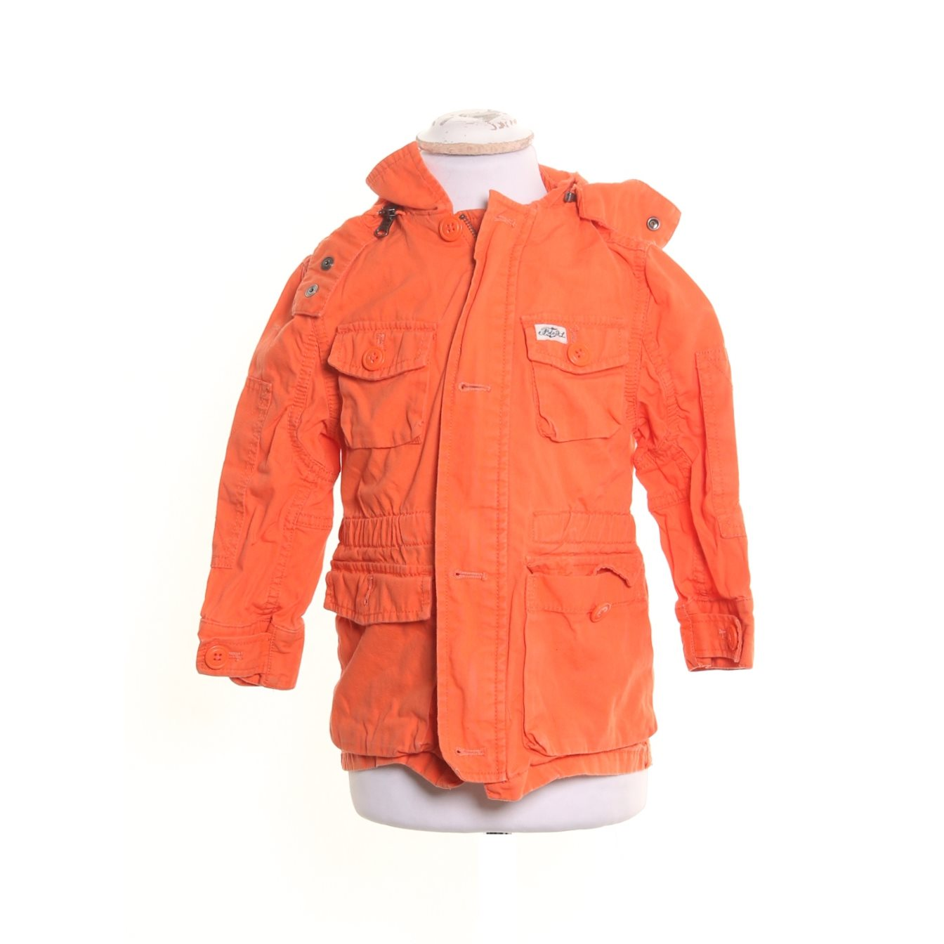 Ralph lauren jacka orange