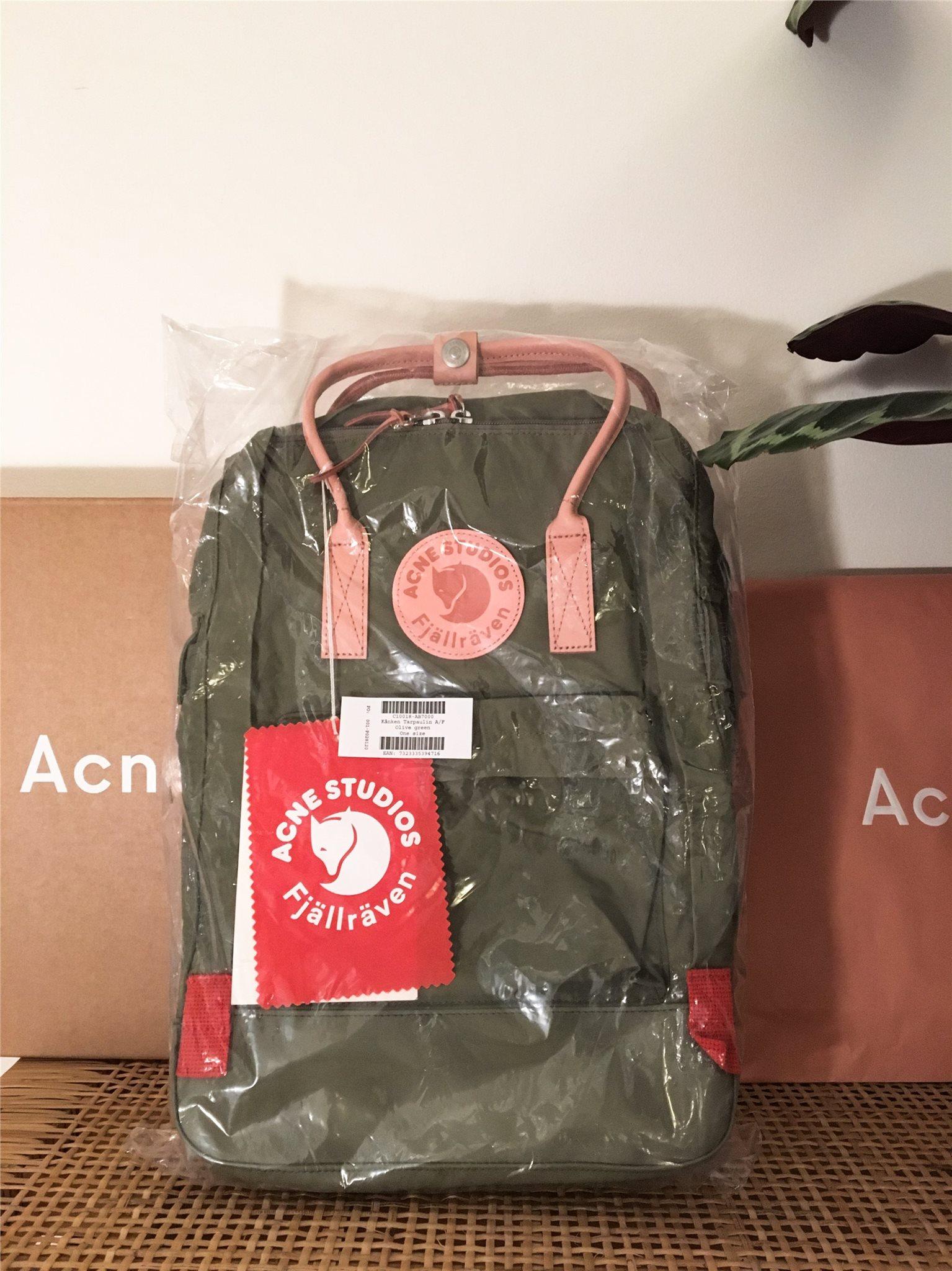 acne ryggsäck