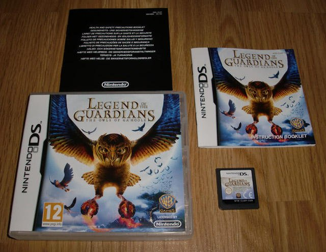 DS: Legend of the Guardians the Owls of Ga´Hoole