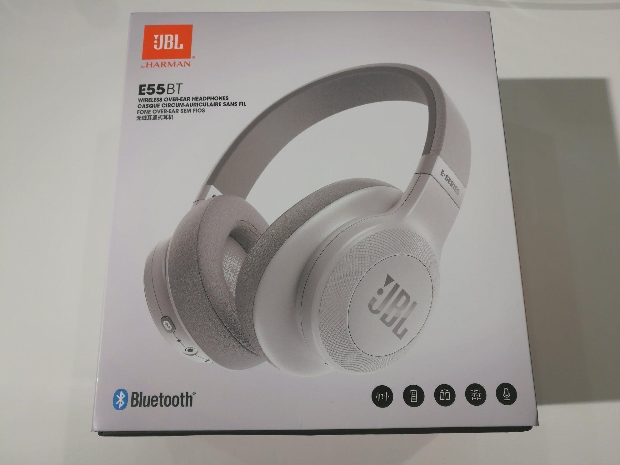 JBL E55 BLUETOOTH ON-EAR HÖRLUR.. (337432148) ᐈ cityexpertenovik på ... 6818514ef9c48