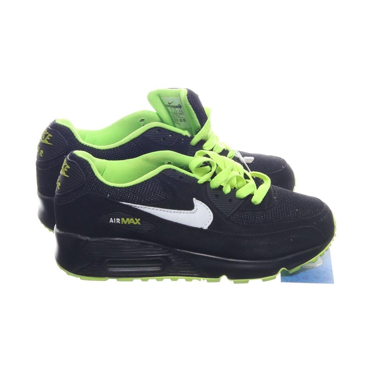 Nike Air Max, Sneakers, Strl: 37,5, SvartGul (359259190) ?