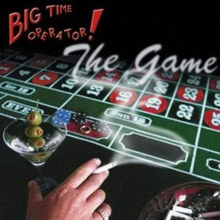 Big Time Operator - The Game - CD