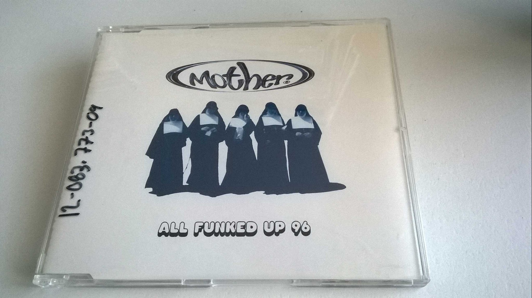 Mother ?- All Funked Up 96, CD, Maxi-Single