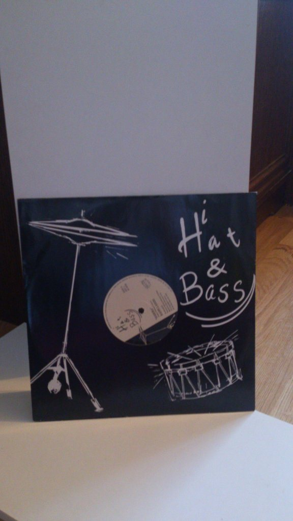 Hiat & Bass, vinyl LP