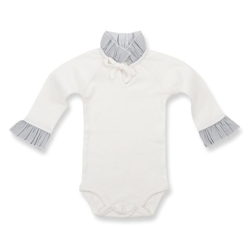 Body Chic Off White - 6M (Rek pris: 329kr)